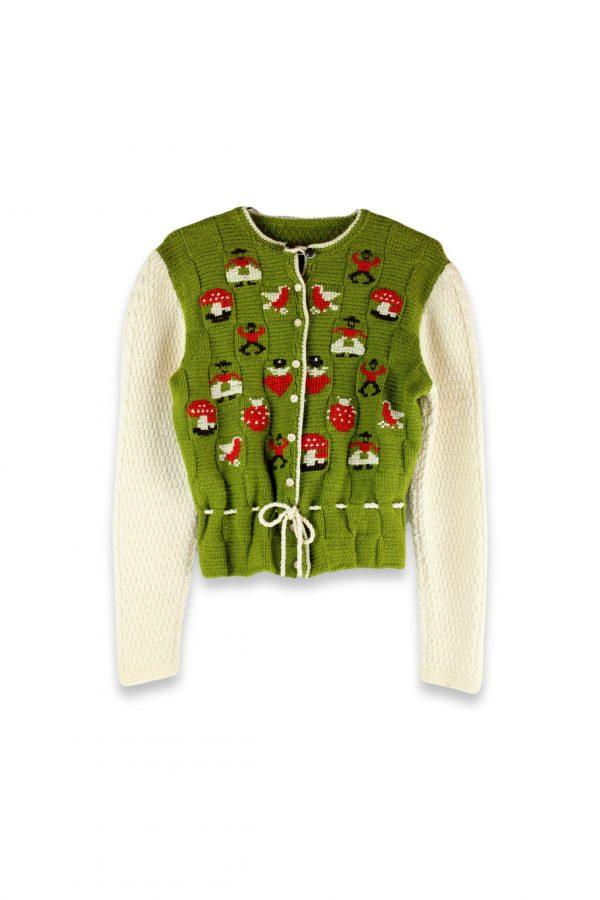 Unique Sartorial Sweater