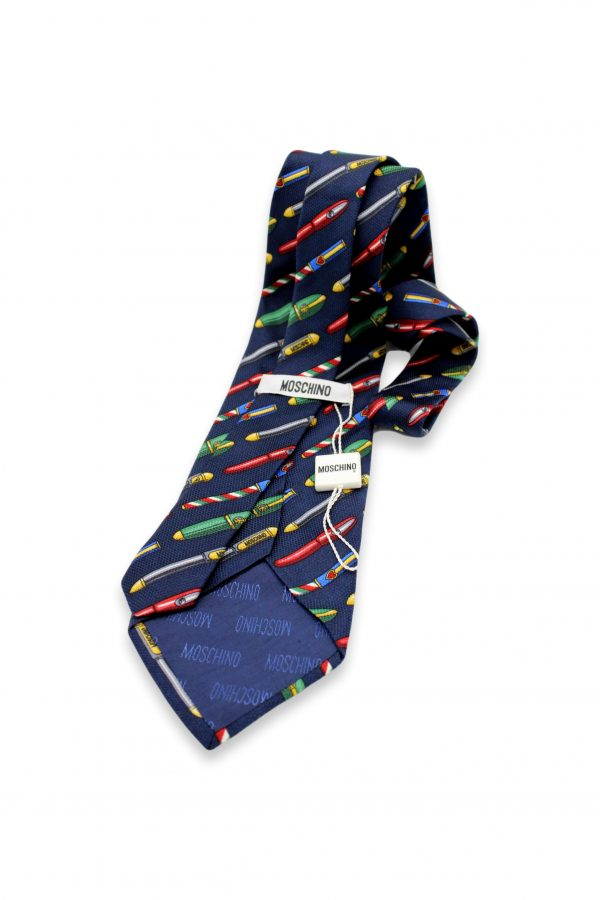 Cravatta Moschino