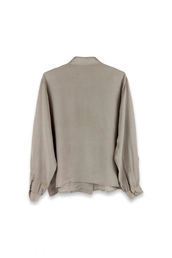 Camicia Seta Sartoriale Unico