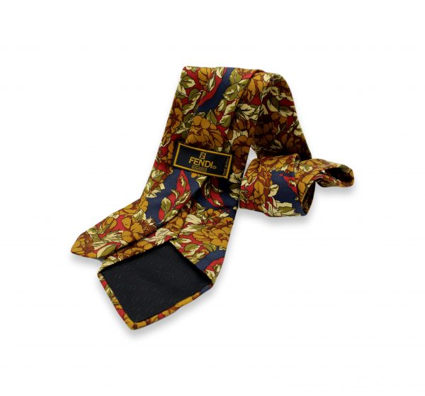 Cravatta Fendi
